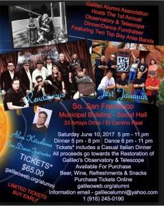 Telescope Fundraiser
