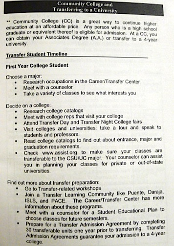 guide  u2013 college and career center